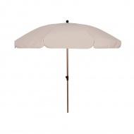 Parasol ogrodowy 250 cm : Kolor - Khaki