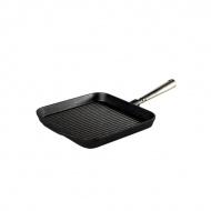 Patelnia 25cm do grilla Skeppshult Chefs' Selection czarna