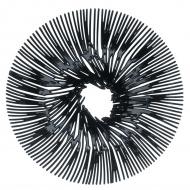 Patera 32,8cm Koziol Anemone czarna