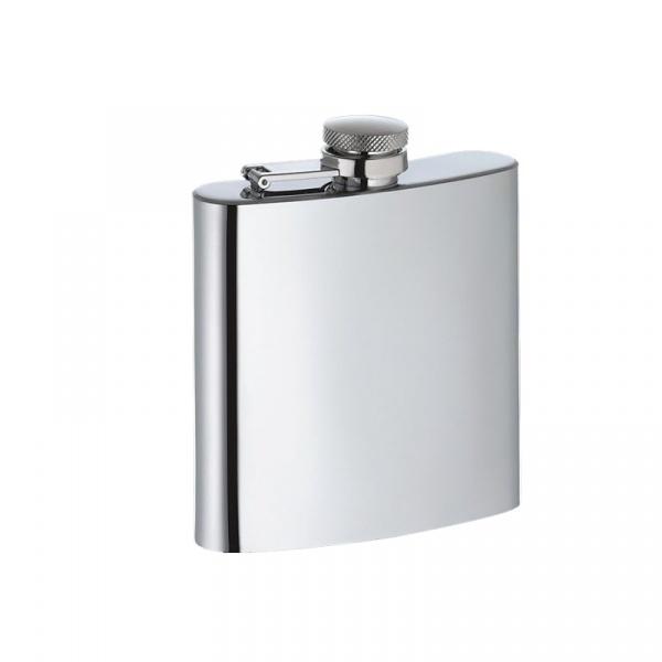 Piersiówka 175 ml Cilio polerowana CI-304015