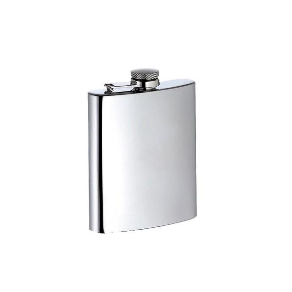 Piersiówka 200 ml CILIO stalowa CI-304008