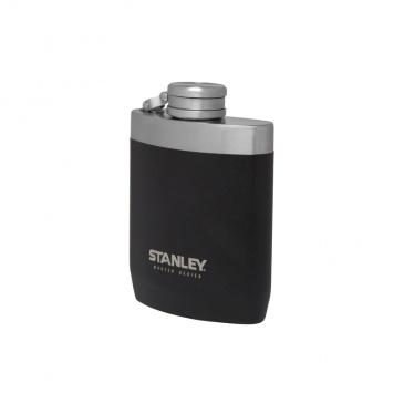 Piersiówka stalowa 0,23 l Stanley Master czarna matowa