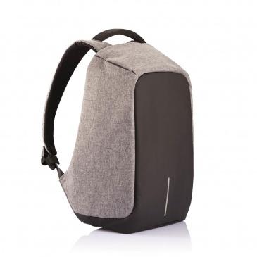 Plecak antykradzieżowy 44cm XDDesign Bobby szaro-czarny XD-P705.542