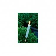 Pochodnia ogrodowa Garden Torch Green S 3,2x67 cm