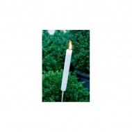 Pochodnia ogrodowa Garden Torch White L 4,5x80 cm