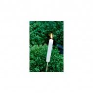 Pochodnia ogrodowa Garden Torch White S 3,2x67 cm
