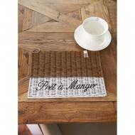 Podkładka 40x30cm Miloo Home Riviera Maison naturalny