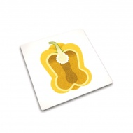 Podkładka kwadratowa Yellow Pepper 30 x 30 cm Joseph Joseph Worktop Savers