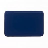 Podkładka na stół 43,5 cm x 28,5 cm Kela Uni granatowa
