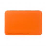 Podkładka na stół 43,5 cm x 28,5 cm Kela Uni pomarańczowa
