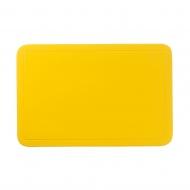 Podkładka na stół 43,5 cm x 28,5 cm Kela Uni żółta