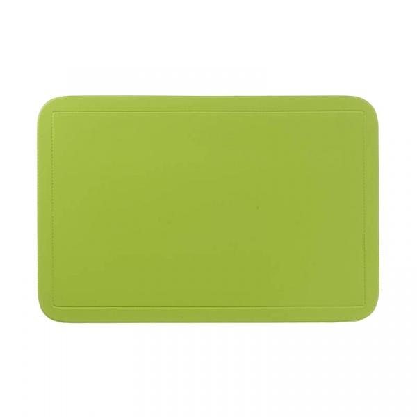 Podkładka na stół 43,5 x 28,5 cm Kela Uni limonkowa KE-15004