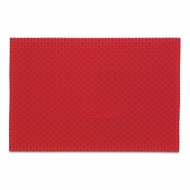 Podkładka na stół 45x30cm Kela Plato czerwony