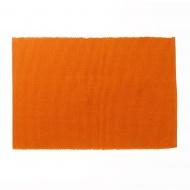 Podkładka na stół 48 cm x 33 cm Kela Pur pomarańczowa