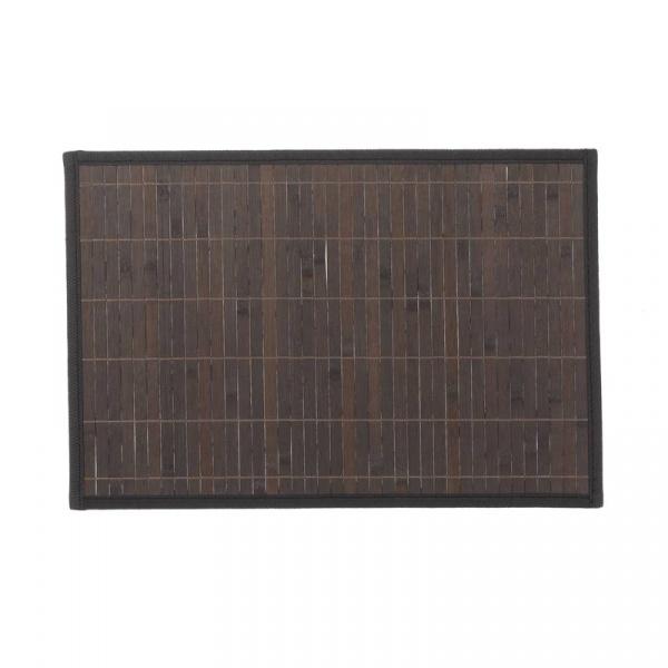 Podkładka na stół bambusowa 45 x 30 cm Kela Casa brązowa KE-15519