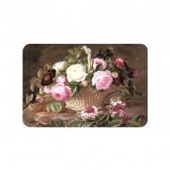 Podkładka na stół Nuova R2S Masterpiece kosz kwiatów