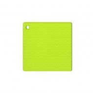 Podkładka silikonowa 18,5 cm x 18,5 cm Kela Alida zielona