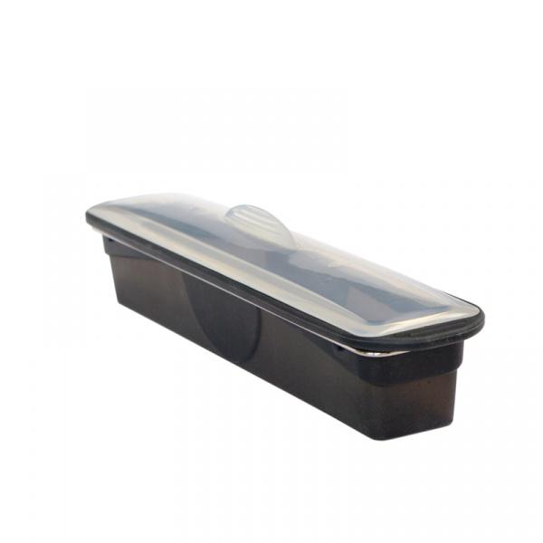 Podłużna silikonowa forma z pokrywą (keksówka) Mastrad MA-F72601