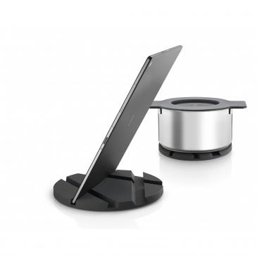Podstawka pod naczynia lub tablet SmartMat szary