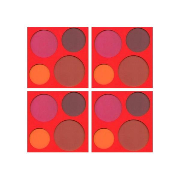 Podstawki Dot Images d'Orient 4 szt. E-COA880074