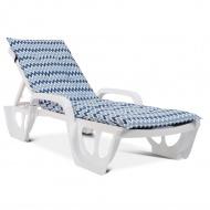 Poduszka na leżak basenowy Florida : Kolor - 703-03