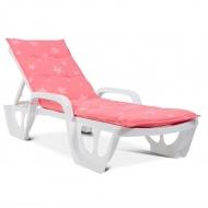 Poduszka na leżak basenowy Florida : Kolor - 741