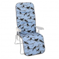 Poduszka na leżak ogrodowy SPARTA NEW : Kolor - 561-02