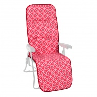 Poduszka na leżak ogrodowy SPARTA NEW : Kolor - 595