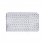 Poduszka żelowa memory foam 50 x 30 cm biała MOCO