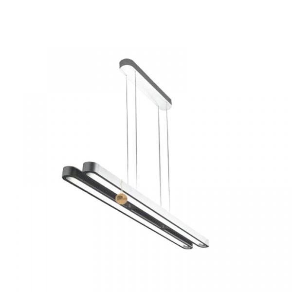 Podwójna lampa 120 cm King Bath Taleo Duo SY-D79062-2