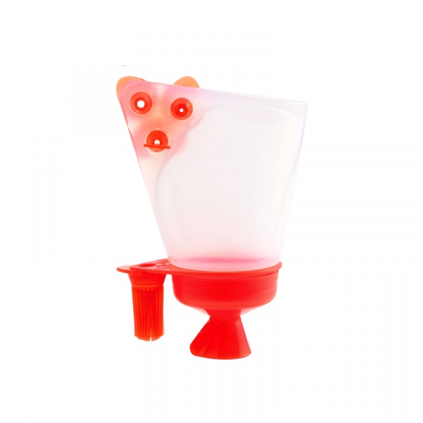 Pojemnik do dekorowania 100 ml Mastrad czerwony MA-F38110