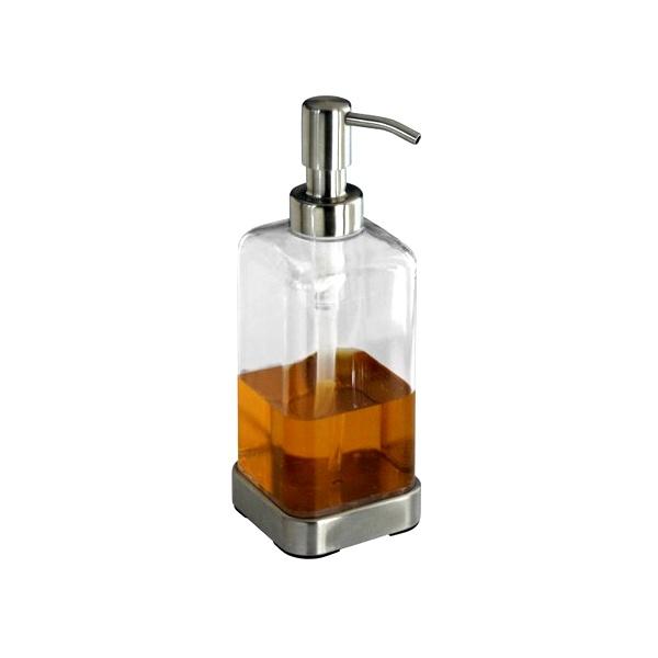 Pojemnik do mydła z dozownikiem InterDesign Forma 2 INT-66980