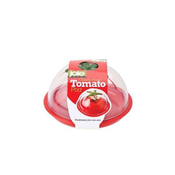 Pojemnik do przechowywania pomidora 11 cm MSC przezroczysty MS-33022