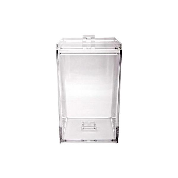 Pojemnik duży przezroczysty Zak! Black&White 0025-0230