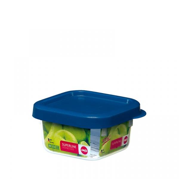 Pojemnik kuchenny kwadratowy EMSA Superline 0,22 L EM-508572