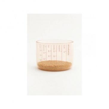 Pojemnik kuchenny z miarką 1,3 pudrowy - Brabantia