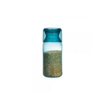Pojemnik kuchenny z miarką 1,3l Brabantia miętowy BR 29-01-83