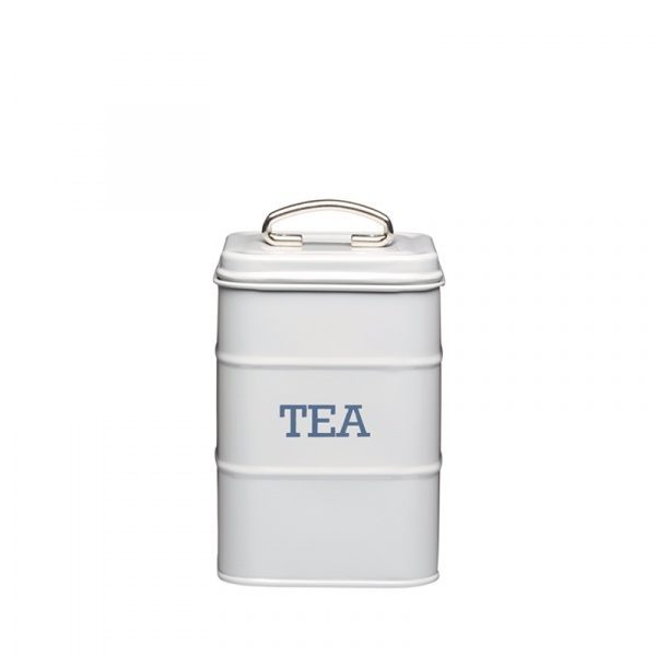 Pojemnik na herbatę Kitchen Craft Living Nostalgia szary LNTEAGRY