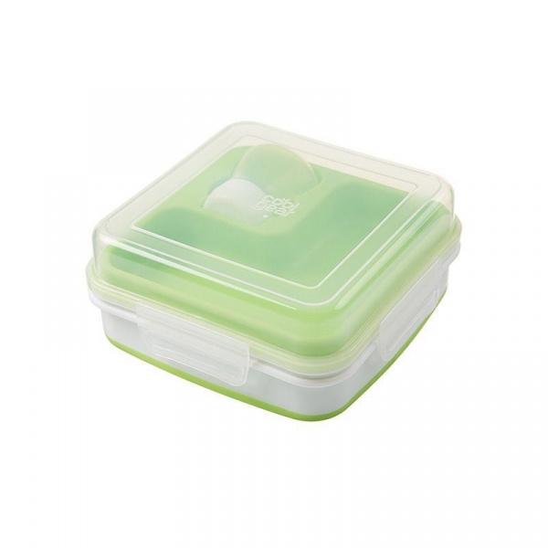Pojemnik na lunch składany Cool Gear Bento Box składany zielony 1487