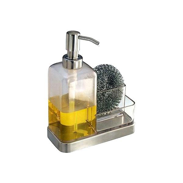 Pojemnik na mydła i gąbkę InterDesign Forma 2 INT-67080