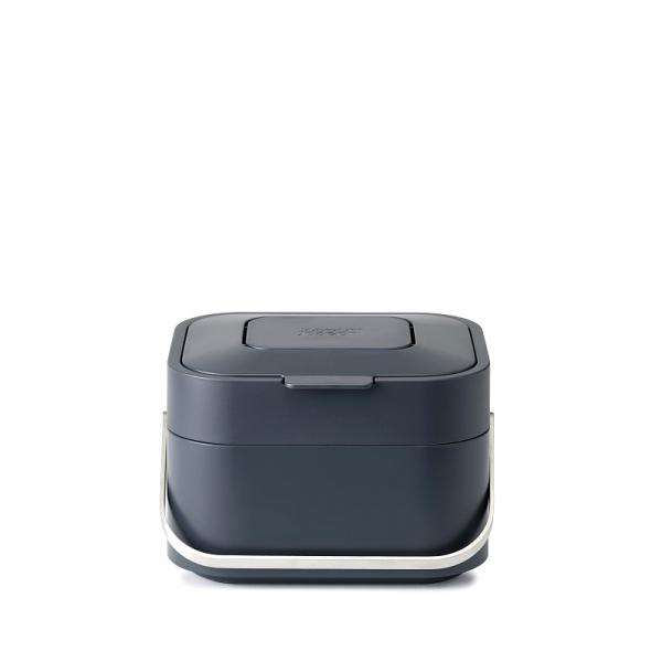 Pojemnik na odpady organiczne z filtrem Joseph Joseph Intelligent Waste Stack grafitowy 30016