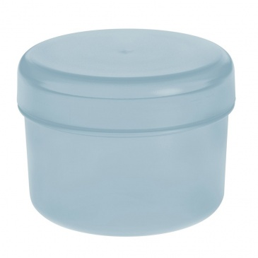 Pojemnik na patyczki kosmetyczne 10x8 cm Koziol RIO pastelowy błękit KZ-3045639