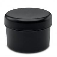 Pojemnik na patyczki kosmetyczne 10x8cm Koziol Rio czarny