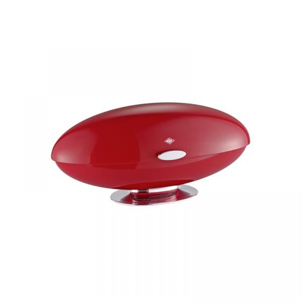 Pojemnik na pieczywo Space Master Wesco czerwony W-221201-02
