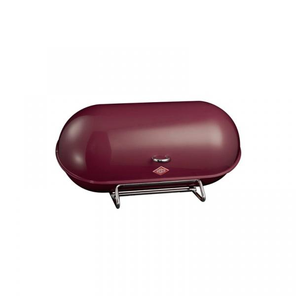 Pojemnik na pieczywo Wesco Breadboy rubin W-222201-58