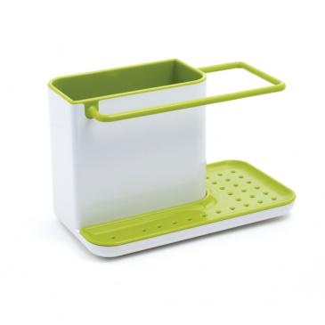 Pojemnik na przybory do zmywania Joseph Joseph Caddy biało-zielony