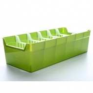 Pojemnik na przyprawy zielony