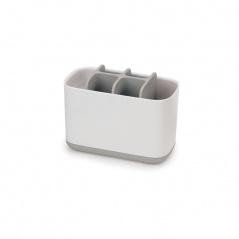 Pojemnik na szczoteczki do zębów 16,8x8,4cm Joseph Joseph EasyStore™ szary
