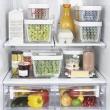Pojemnik na warzywa i owoce GREENSAVER 4 l OXO Good Grips biało-przezroczysty 11140000MLNYK