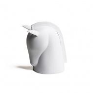Pojemnik na wykałaczki Unicorn biały 10295-WH